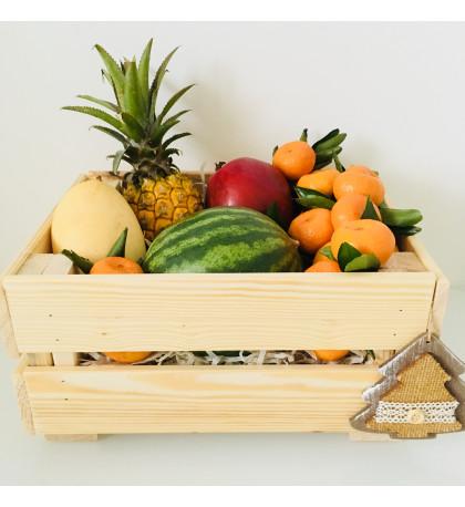 Фруктовая коробка Fruitbox  Мини, 3,4 кг.