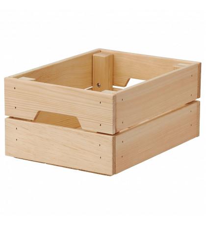 Ящик из сосны, малый