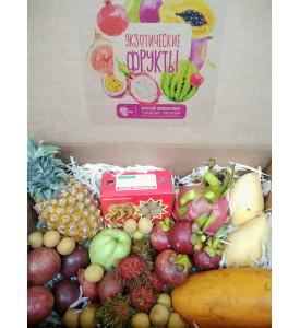 Фруктовая коробка FruitBox, 4.5кг