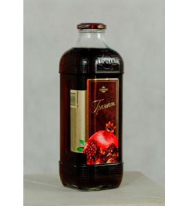 100% Гранатовый сок Тимнар (Timnar) упаковка 8 литров, стекло.
