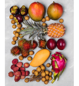 """Набор экзотических фруктов """"Калифорнийский поцелуй"""""""