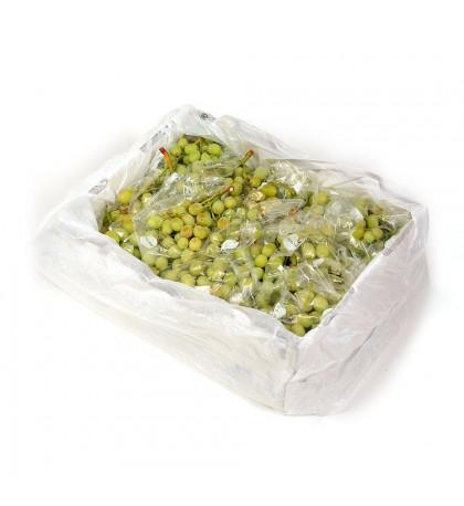 Коробка белого винограда 9кг, Марокко