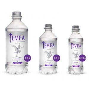 Вода Jevea в подарок за любой заказ
