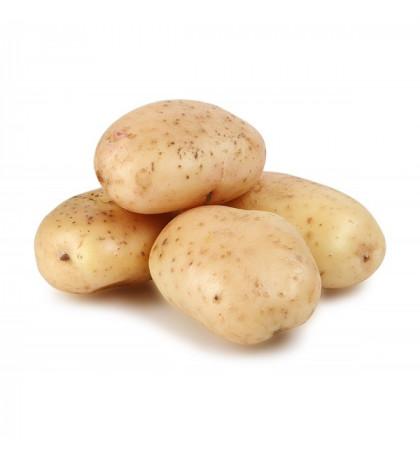 Картофель молодой, мытый 1кг, Азербайджан