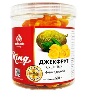 King сушеный джекфрут, 500 г