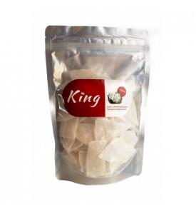 King сушеный кокос ломтиками, 500 г
