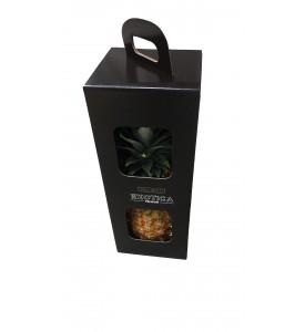 Коробка подарочная для крупного ананаса
