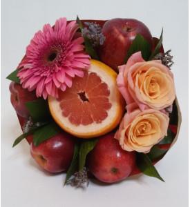 Букет из фруктов Последний звонок