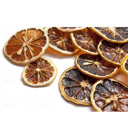 Лимоны сушеные кольцами, 100г
