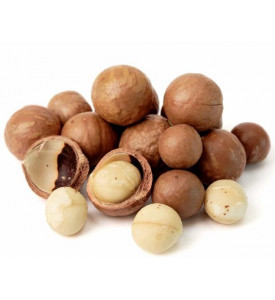 Орех макадамия неочищенный, 1кг Китай