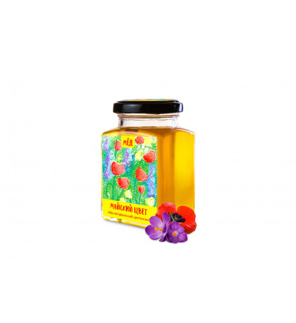 Майский мёд Россия, 300г