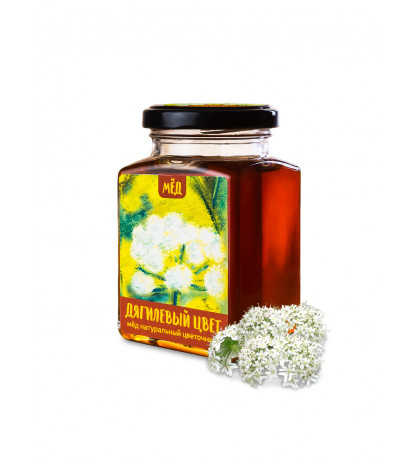 Дягилевый мед Россия, 250г