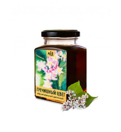 Гречишный мед Россия, 250г