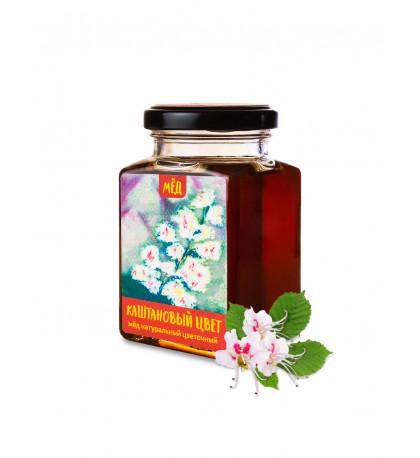 Каштановый мед, 250 г