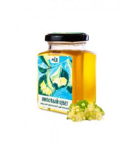 Липовый мед Россия, 250г