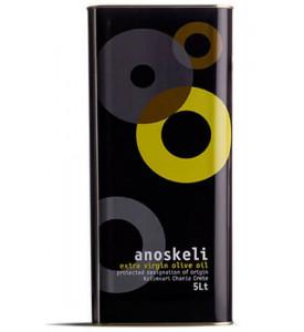 Оливковое масло 5л extra virgin Anoskeli