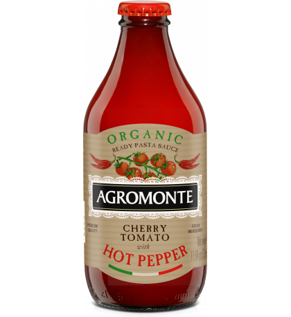 Томатная паста Agromonte острая, 330 г