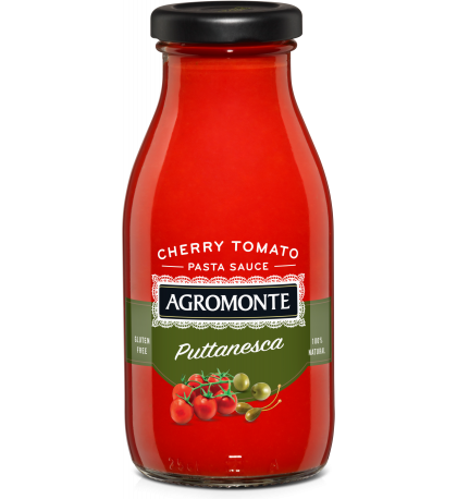 Соус путанеска Agromonte, 260г