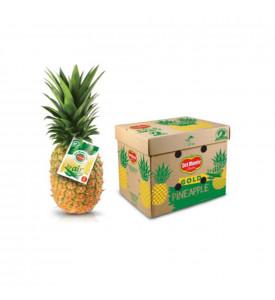 Коробка самолетных ананасов, 9 кг (5-6 шт)