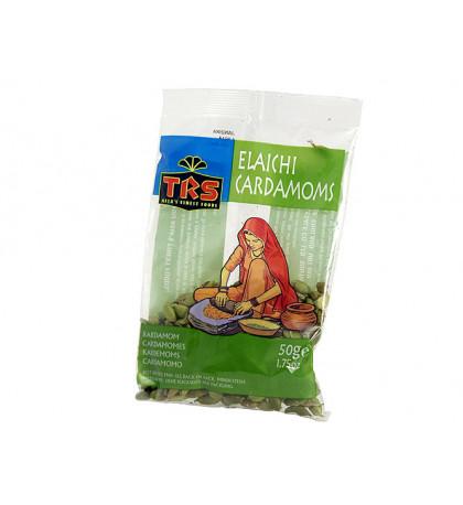 Зеленый кардамон, 50 г.