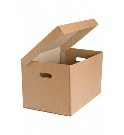 Коробка картонная большая