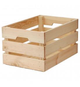 Ящик из сосны, большой