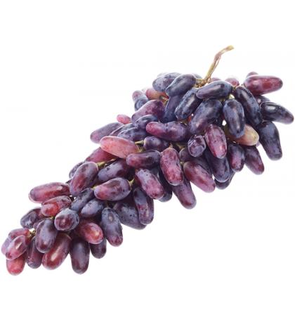 Виноград дамские пальчики красный