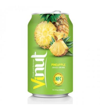 Сок ананас, Vinut 330мл
