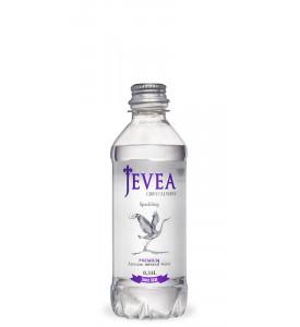 Вода Jevea газированная 0.33л