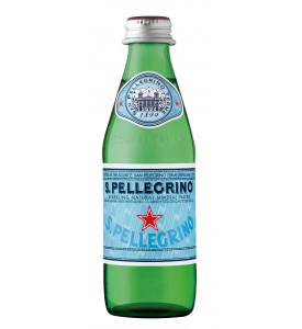San Pellegrino 0,25 л минеральная газированная вода