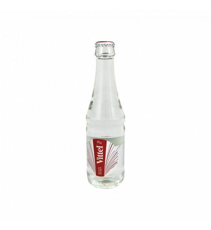 Vittel 0,25 минеральная вода без газа, стекло
