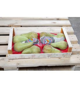 Ящик груш аббат, 5 кг