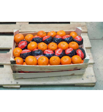 Ящик мандаринов Афурер,10 кг