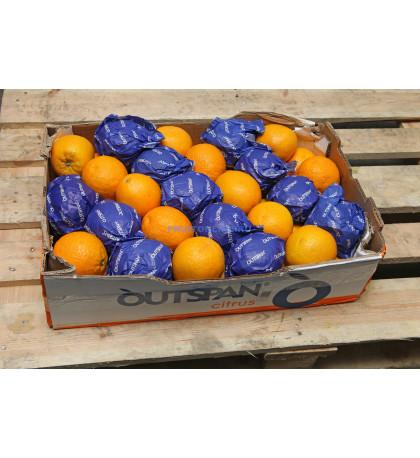 Коробка апельсинов, 18 кг