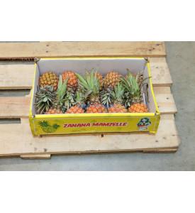 Коробка мини ананасов, 10шт