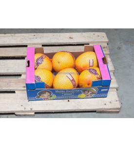 Коробка бразильских желтых дынь, 12 кг