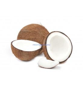Кокос Кот-Ди-Вуар, 1 шт