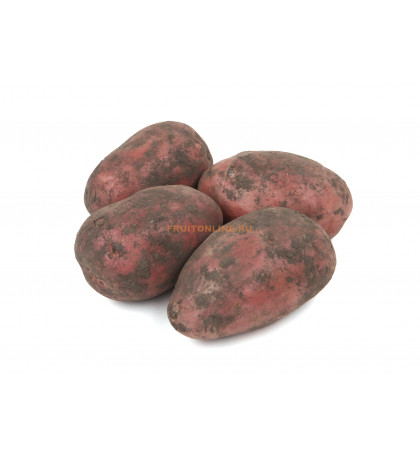 Картофель красный, 1 кг