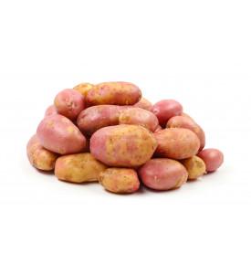 Картофель красный мытый, 1 кг