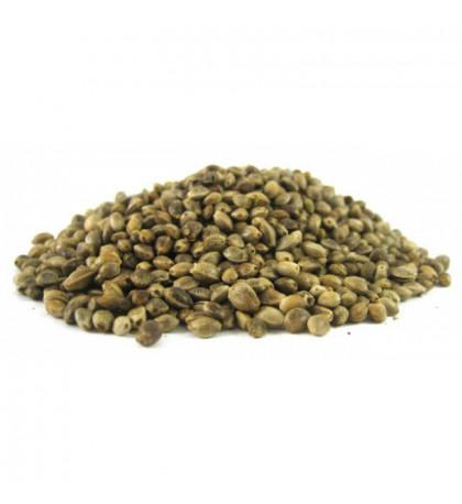 Семена конопли, очищенные, 1 кг