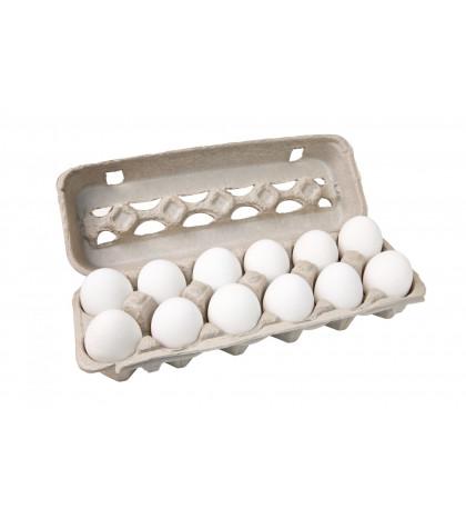 Яйца белые, десяток, Недюревка 1я категория