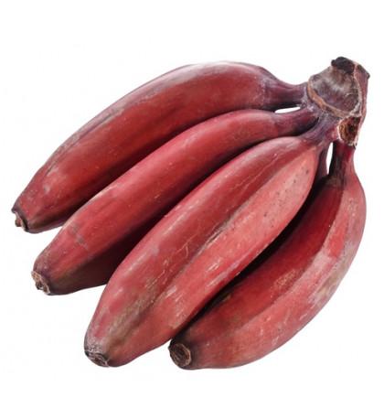 Бананы Красные 1шт