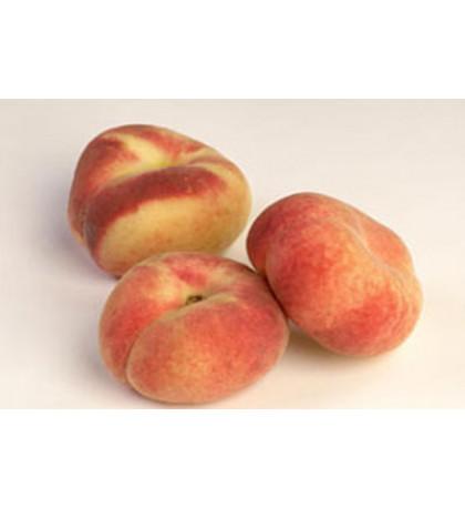 Персик плоский 1кг, Марокко