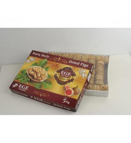 Инжир сушеный, Турция коробка 2,5кг